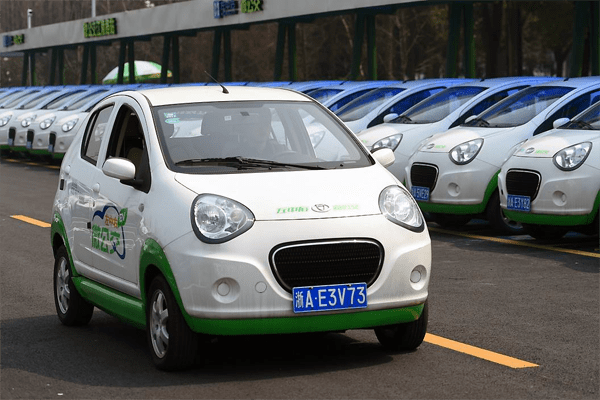 Geely Panda Ev China Auto Sales Figures