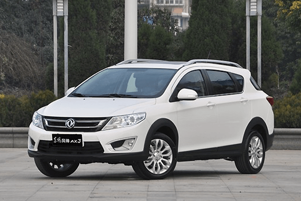 Auto-sales-statistics-China-Dongfeng_Fengshen_AX3-SUV