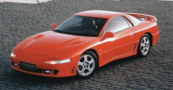 Mitsubishi 3000gt Us Car Sales Figures