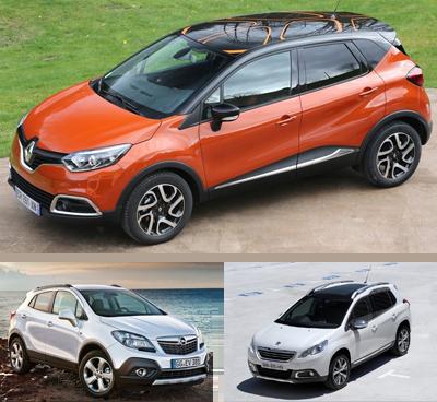 Small_crossover-segment-European-sales-2015-Renault_Captur-Opel_Mokka-Peugeot_2008