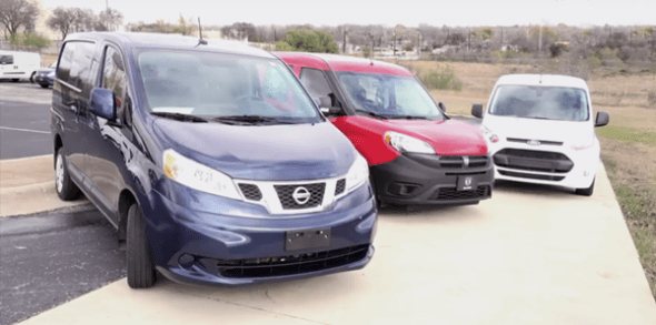 US-sales-small-cargo-van-segment