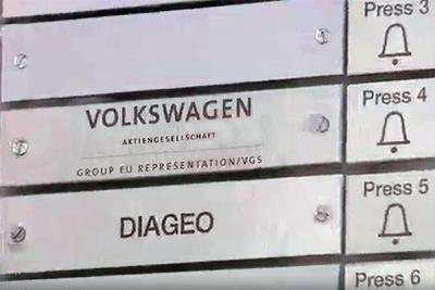 Volkswagen-lobby