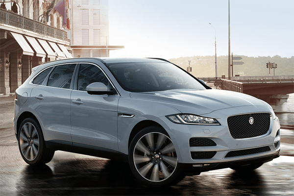 Auto Sales Data Today: Jaguar F-Pace European Sales Figures