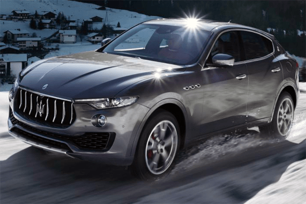 Maserati Levante European Sales Figures