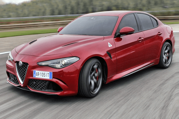 Auto Sales Europe Data: Alfa Romeo Giulia European Sales Figures