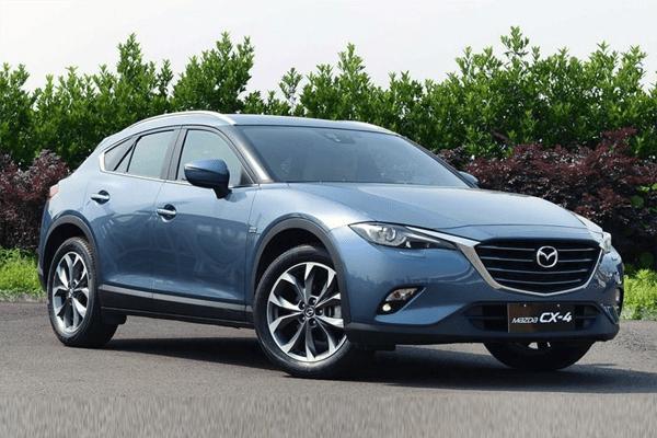 Mazda Cx 4 China Auto Sales Figures