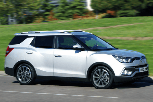 Auto Sales Europe Data: SsangYong XLV European Sales Figures