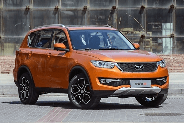 Auto Sales Data Today: Chery Cowin X3 SUV China Auto Sales Figures