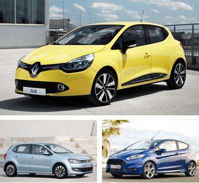 Subcompact_car-segment-European-sales-2016_Q2-Renault_Clio-Volkswagen_Polo-Ford_Fiesta