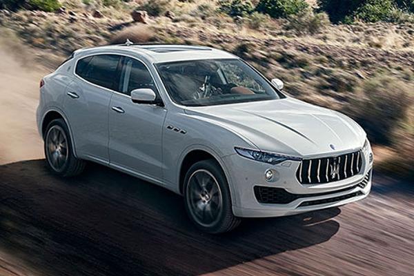 Maserati suv for sale