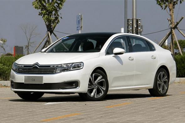 Auto-sales-statistics-China-Citroen_C6-sedan