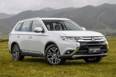 Auto-sales-statistics-China-Mitsubishi_Outlander-2016-SUV