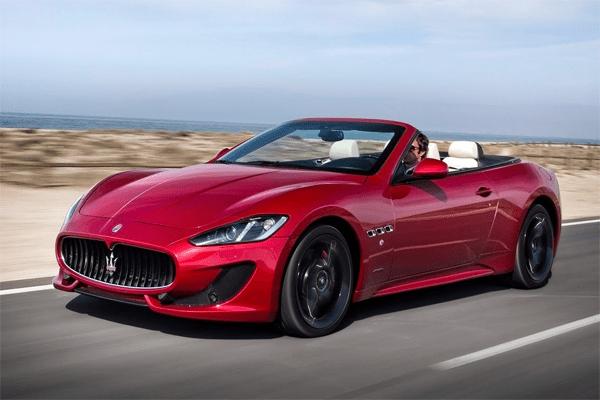 Maserati granturismo carsales