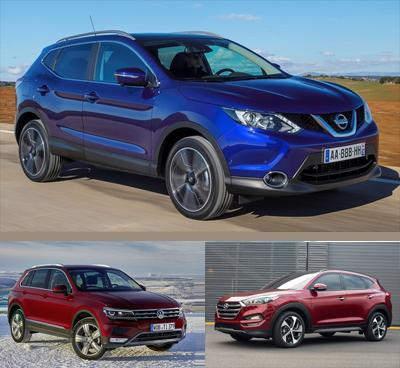 Midsized_SUV-segment-European-sales-2016_Q3-Nissan_Qashqai-Volkswagen_Tiguan-Hyundai_Tucson