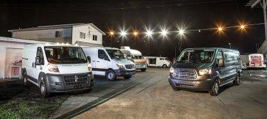 US large van segment