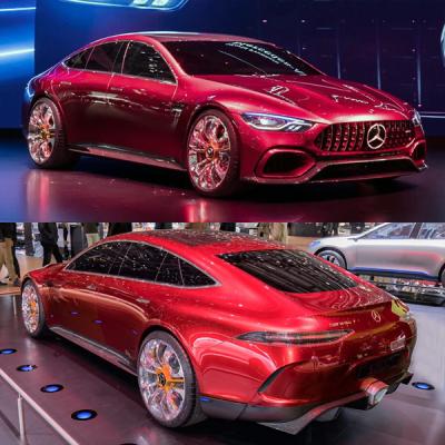 2017-Geneva_Auto_Show-Mercedes_AMG_GT-concept