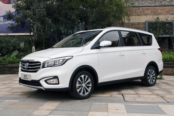 Auto-sales-statistics-China-Changan_Linmax-MPV