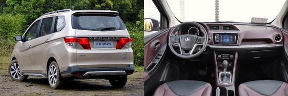 Venucia_M50V-China-car-sales-figures
