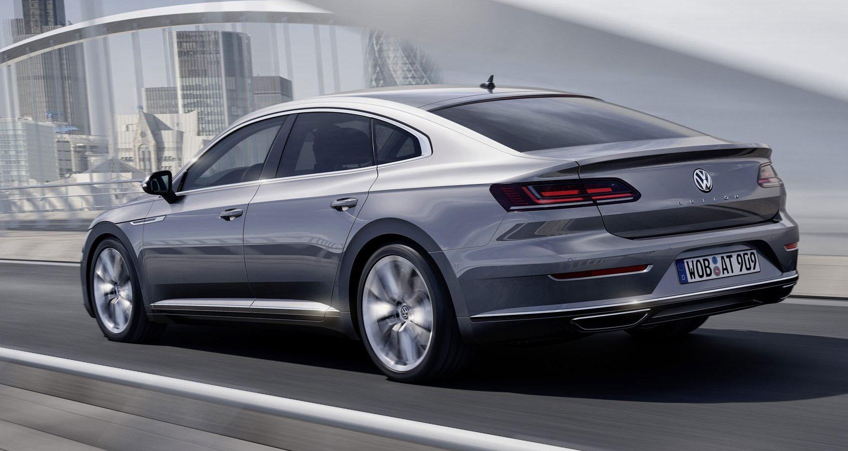 VW Arteon Usa >> Look A Like Vw Arteon And Carsalesbase Com