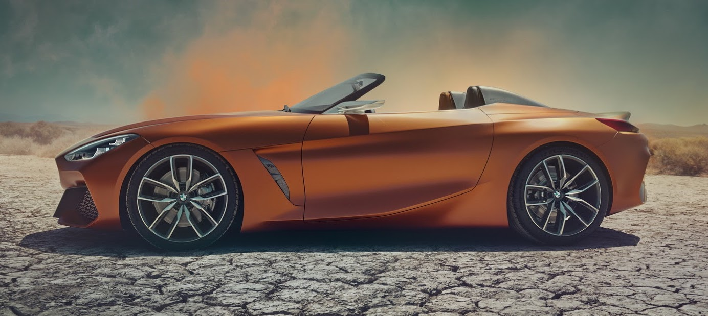 Lookalike BMW Z Concept And W Poll Carsalesbasecom - Really nice sports cars