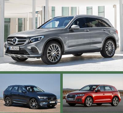 Midsized_Premium_SUV-segment-European-sales-2017_Q3-Mercedes_Benz_GLC-Volvo_XC60-Audi-Q5
