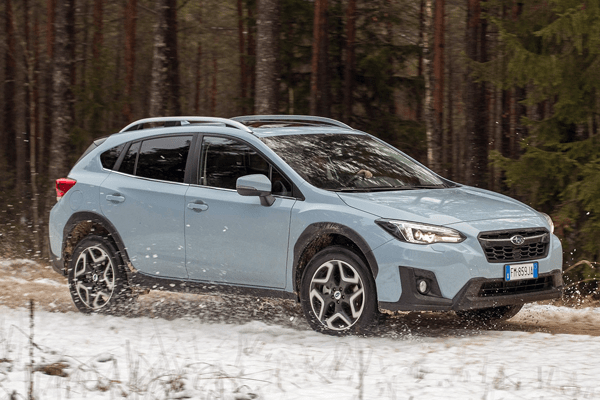Auto Sales Europe Data: Subaru XV European Sales Figures