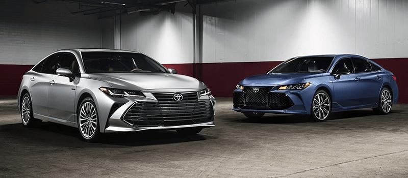 Toyota_Avalon-Detroit-Auto_Show-2018