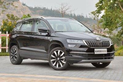 Auto-sales-statistics-China-Skoda_Karoq-SUV