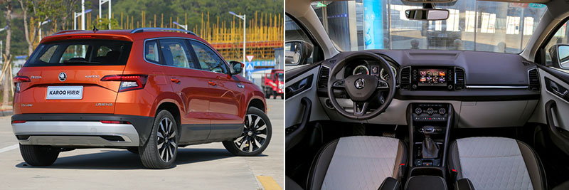 Auto Sales Data May 2018: Skoda Karoq China Auto Sales Figures