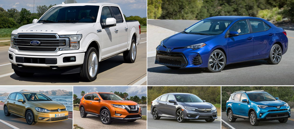 World-best-selling-cars-2017-Ford_F_Series-Toyota_Corolla-Volkwagen_Golf-Nissan_Rogue-X_Trail-Honda_Civic-Toyota_RAV4