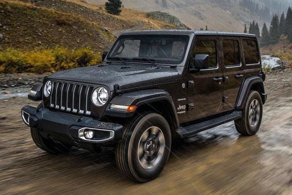 Jeep Wrangler Us Car Sales Figures