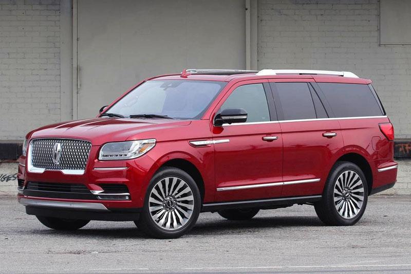 Lincoln Navigator Us Car Sales Figures