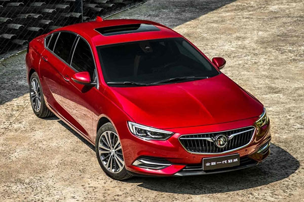 Auto-sales-statistics-China-Buick_Regal-sedan