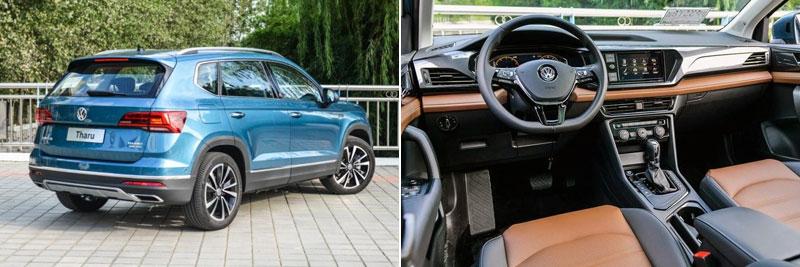 Volkswagen_Tharu-Auto-sales-statistics-China