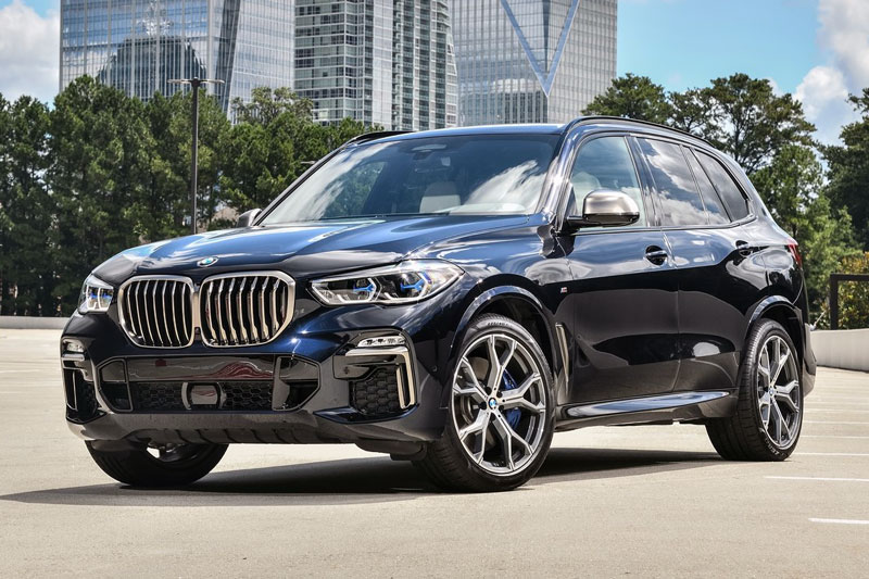 Bmw X5 Us Car Sales Figures