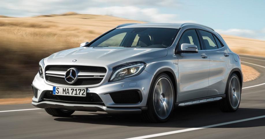 Mercedes-GLA