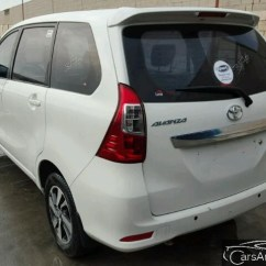 Grand New Avanza Silver Metallic Fitur Toyota 2015 To Onwards View All