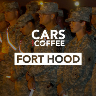 Group logo of Cars and Coffee Fort Hood