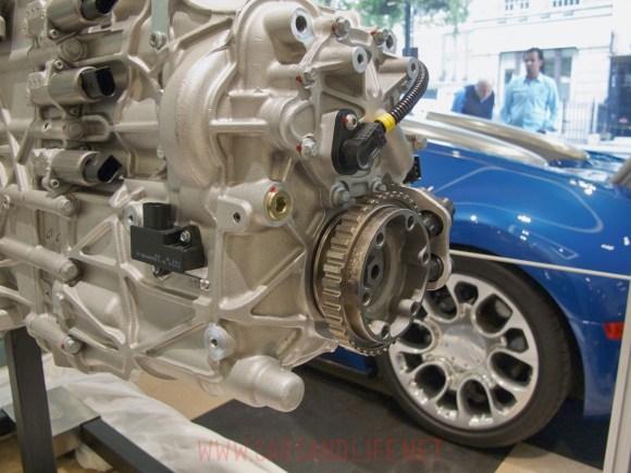 bugatti veyron w12 engine 17
