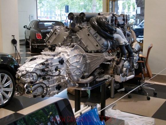 bugatti veyron w12 engine 19
