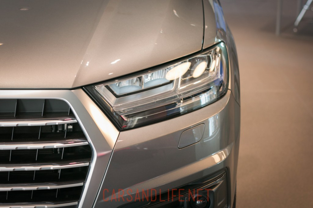 The New Audi Q7 (2nd Generation) SUV