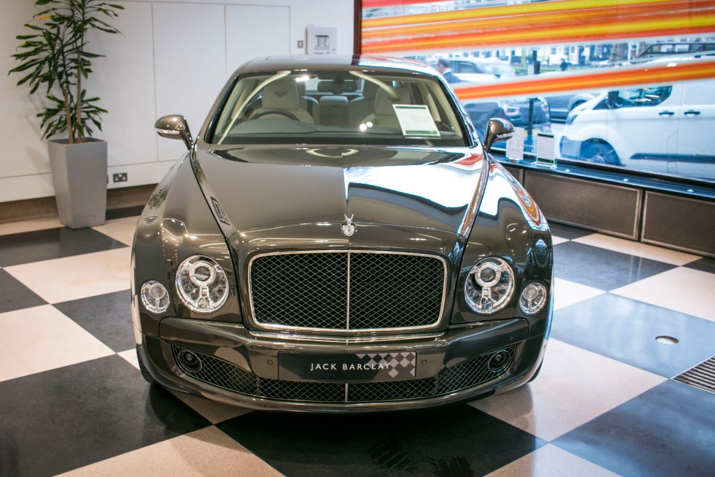 Bentley Mulsanne | Jack Barclay