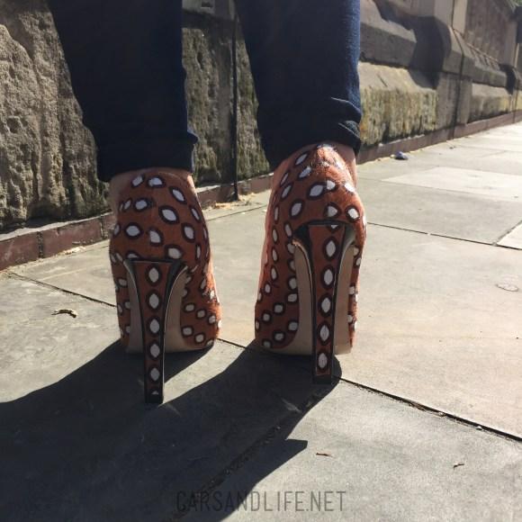 Joanne Stoker High Heels