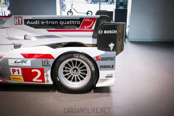 Audi R18 e-tron Quattro Le Mans