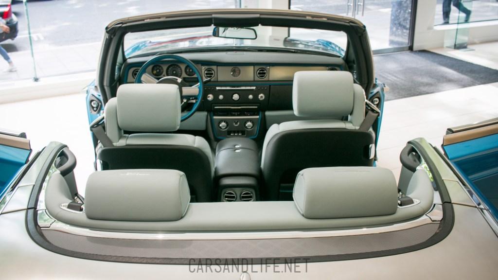 Rolls-Royce Phantom Drophead Coupe Waterspeed
