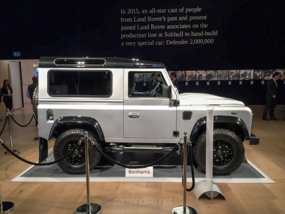 Land Rover Defender 2000000 7