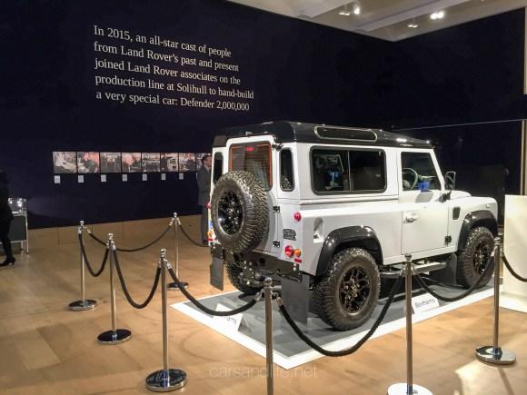 Land Rover Defender 2000000 8