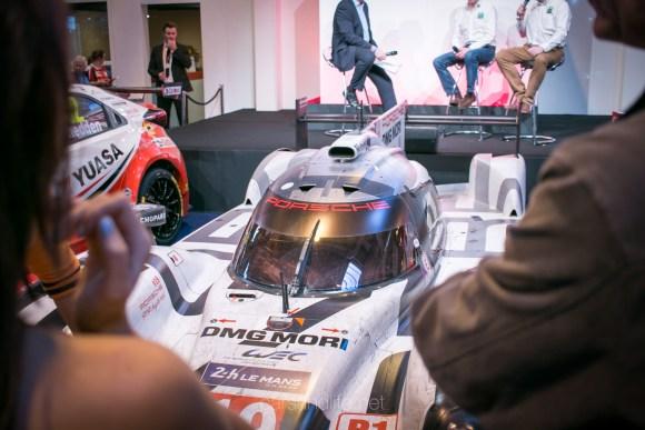 Porsche 919 Autosport 2016