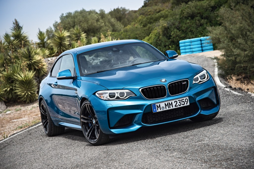 BMW M2 Coupe 1