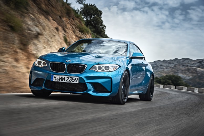 BMW M2 Coupe 19